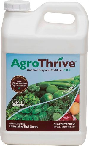 AgroThrive Organic Fertilizer For Tomatoes