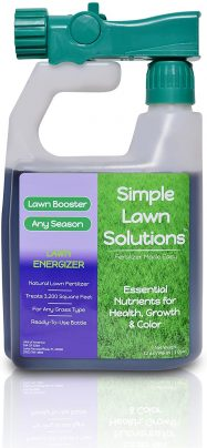 Commercial Grade Lawn Energizer