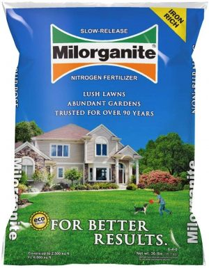 Milorganite Slow