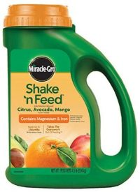 Miracle-Gro Shake 'N Feed Plant Food