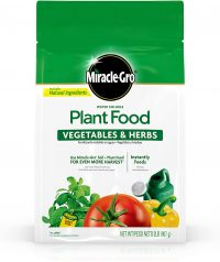 Miracle-Gro Water Soluble Plant Food
