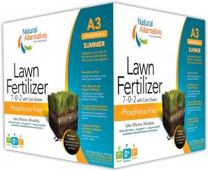 Natural Alternative Summer Lawn Fertilizer for Bermuda Grass